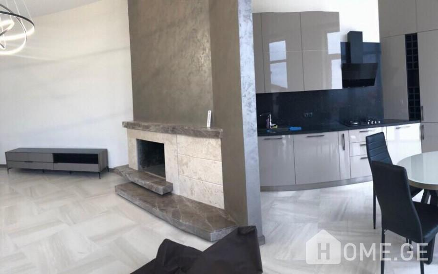 House For Rent, Krtsanisi