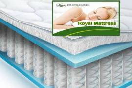 Furniture, Mattress, Spring Mattress