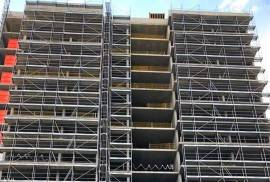 სამშენებლო და სარემონტო მომსახურება, მშენებლობა