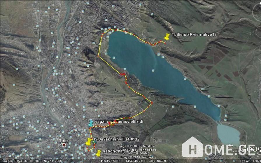 Land For Sale, Tbilisi sea