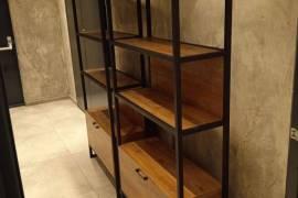 Furniture, Closet, shelf