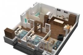 Apartment for sale, Under construction, Didi digomi