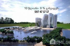 Apartment for sale, Under construction, saburtalo
