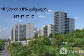 Продается квартира, В процессе строительства, saburtalo