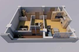 Apartment for sale, Under construction, Vazisubani