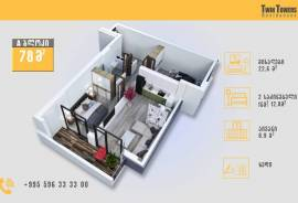Продается квартира, В процессе строительства, Ортачала