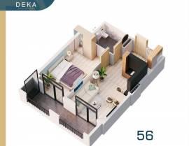 Apartment for sale, Under construction, Mukhiani