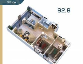 Apartment for sale, New building, Mukhiani