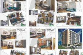 Apartment for sale, Under construction, Gldani