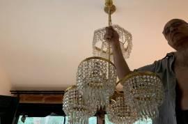 Lighting, Indoor lighting, Chandelier