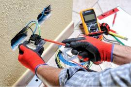 Craftsman, repair-installation, Electricity
