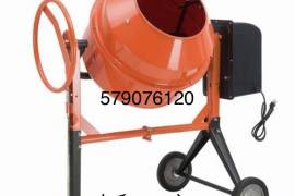 Building and repair materials, Mixing-mixing and vibrating tools, Tools, Construction mixer and accessories